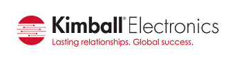 Logo firmy Kimball Electronics