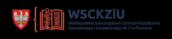 Logo Wielkopolskiego Samorządowego Centrum Kształcenia Zawodowego i Ustawicznego nr 2 w Poznaniu