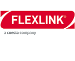 Logo firmy FLEXLINK