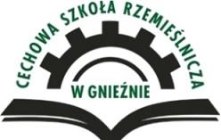 Logo Cechowej Szkoły Rzemieślniczej w Gnieźnie partnera Nocy Zawodowców 2019 Edycja 2.0 w Gnieźnie