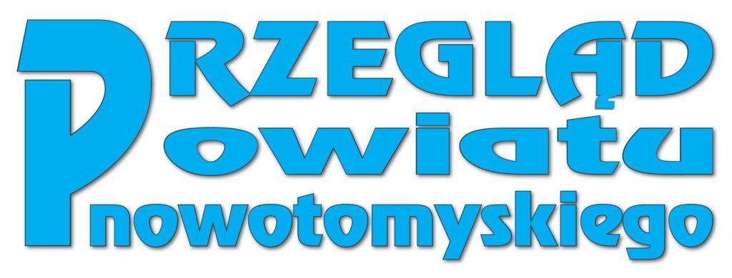 Logo Przeglądu Powiatu Nowotomyskiego