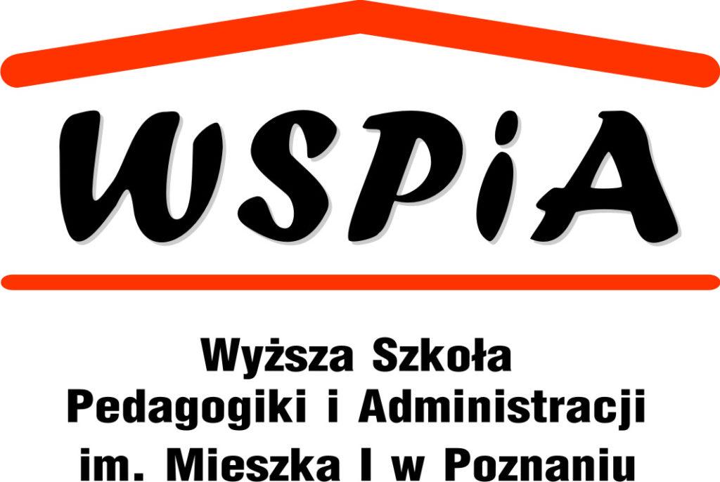 Logo Wyższej Szkoły Pedagogiki i Administracji w Nowym Tomyślu