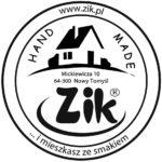 Logo firmy ZIK w Nowym Tomyślu