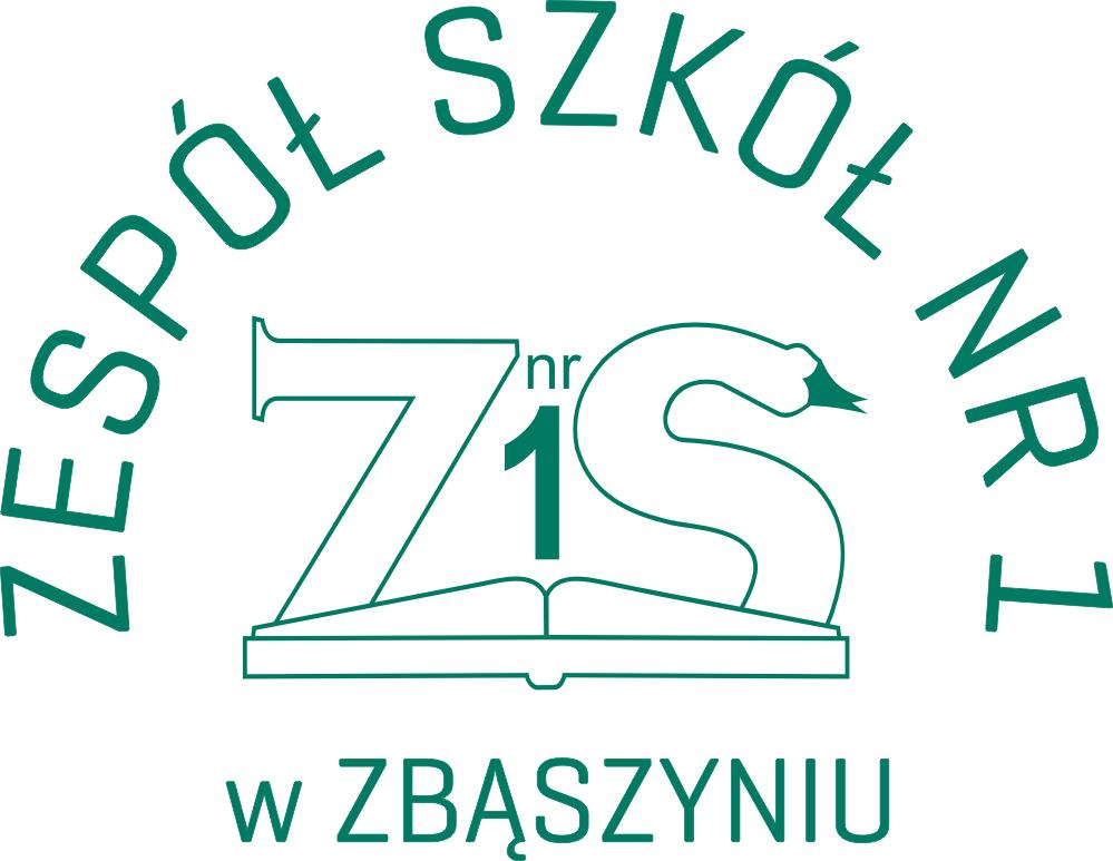 Logo Zespołu Szkół nr 1 w Zbąszyniu