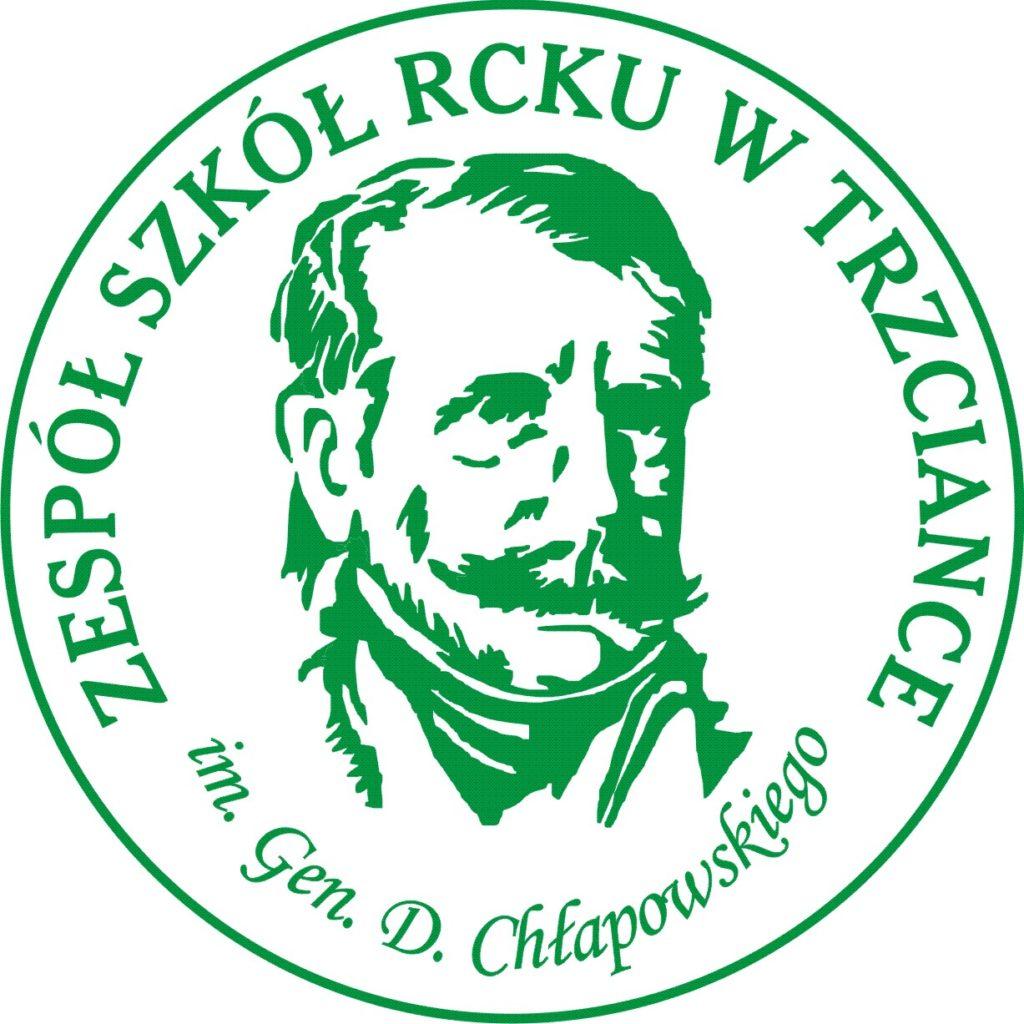 Logo Zespołu Szkół Rolniczego Centrum Kształcenia Ustawicznego w Trzciance