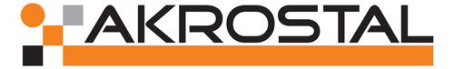 Logo firmy Akrostal