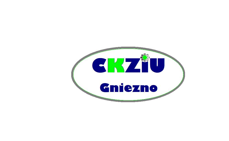 Logo Centrum Kształcenia Zawodowego i Ustawicznego w Gnieźnie współorganizatora wydarzenia Noc Zawodowców 2019 Edycja 2.0 w Gnieźnie