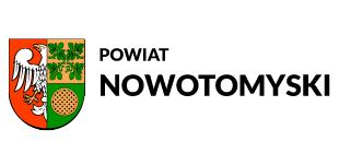 Logo Powiatu Nowotomyskiego