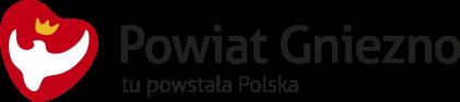 Logo Powiatu Gnieźnieńskiego współorganizatora wydarzenia Noc Zawodowców 2019 Edycja 2.0 w Gnieźnie