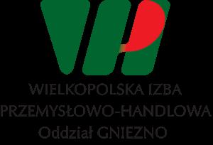 Logo Wielkopolskiej Izby Przemysłowo-Handlowej Oddział Gniezno partnera Nocy Zawodowców 2019 Edycja 2.0 w Gnieźnie