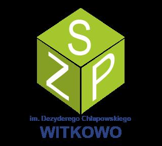 Logo Zespołu Szkół Ponadgimnazjalnych w Witkowie partnera Nocy Zawodowców 2019 Edycja 2.0 w Gnieźnie