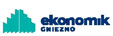 Logo Zespołu Szkół Ekonomicznych w Gnieźnie partnera Nocy Zawodowców 2019 Edycja 2.0 w Gnieźnie