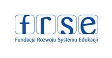 Logo FRSE Fundacji Rozwoju Systemu Edukacji