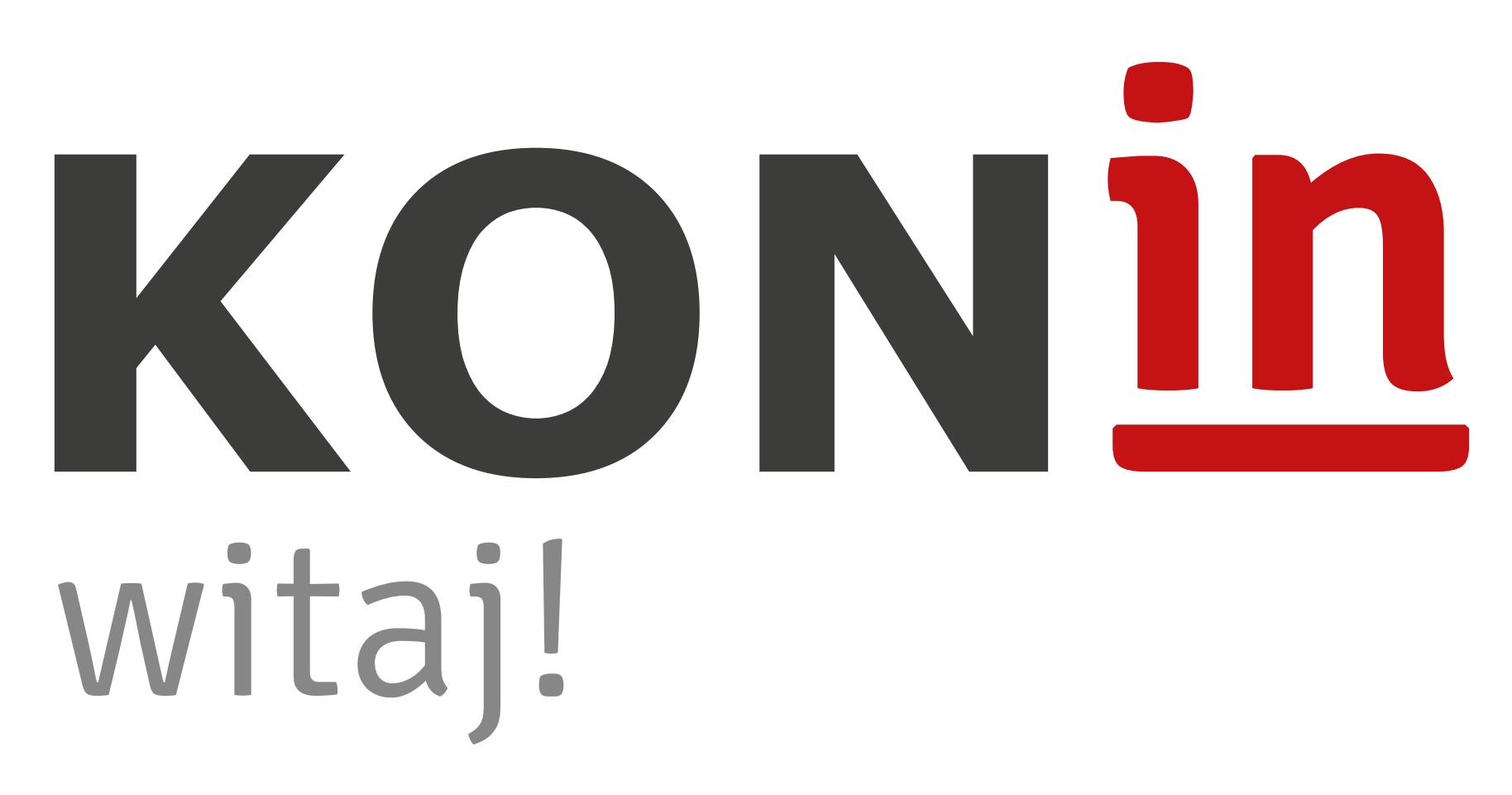 Logo KONin.witaj miasta Konin
