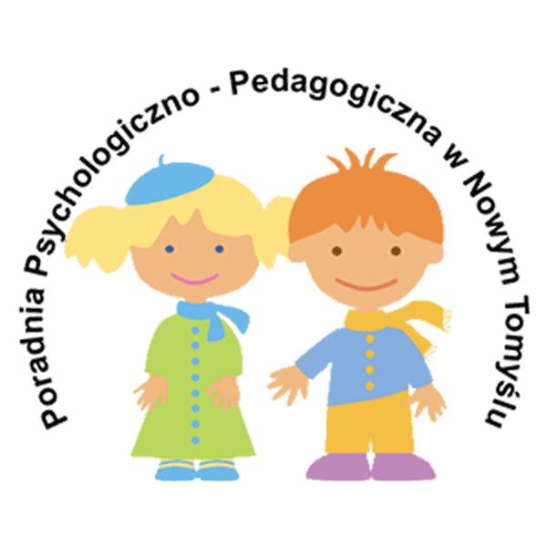 Logo Poradni Psychologiczno-Pedagogicznej w Nowym Tomyślu