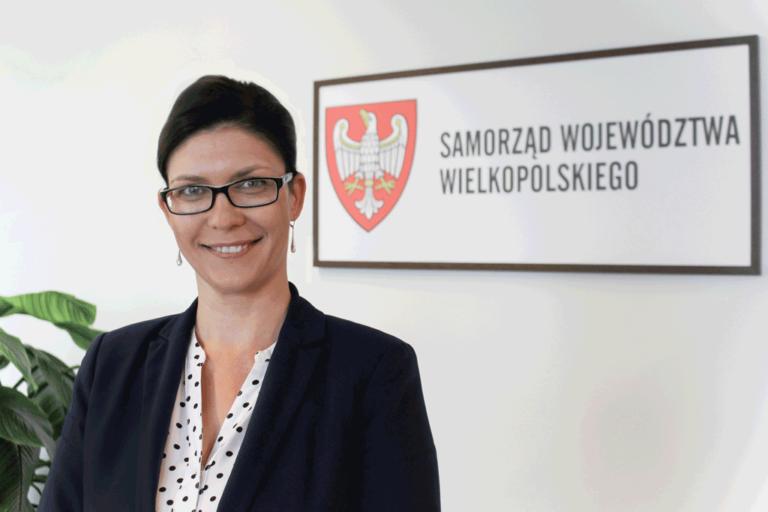 Paulina Stochniałek Marszałek Województwa Wielkopolskiego