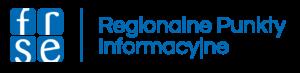 Logo FRSE Regionalne Punkty Informacyjne
