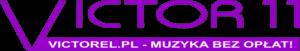 Logo Victor 11 Muzyka bez opłat