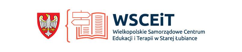 Logo Wielkopolskiego Samorządowego Centrum Edukacji i Terapii w Starej Łubiance