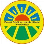 Logo Zespołu Szkół w Gołańczy