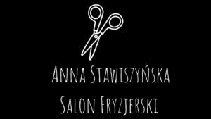 Logo firmy Anna Stawiszyńska salon fryzjerski