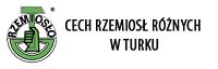 Logo Cechu Rzemiosł Różnych w Turku partnera CWRKDIZ w Koninie