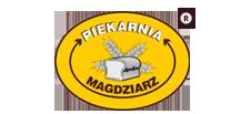 Logo Piekarni Magdziarz w Wągrowcu