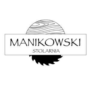 Logo Stolarni Manikowski w Zakrzewie