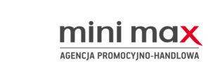 Logo Agencji Promocyjno-Handlowej Mini Max w Pile