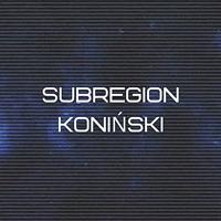 Plansza Subregionu Konin