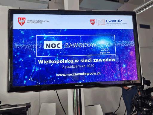 Przygotowania do wydarzenia Noc Zawodowców 2020 Edycja 3.0 w subregionie poznańskim