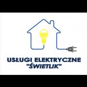 Logo Usługi Elektryczne ŚWIETLIK Marcin Przyszczypkowski w Międzychodzie