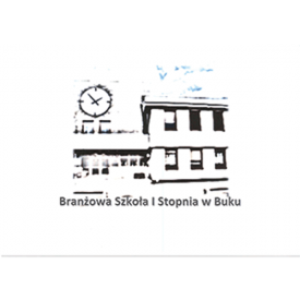 Logo Branżowej Szkoły I Stopnia w Buku