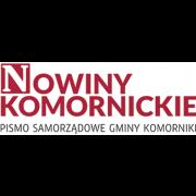 Logo Nowiny Komornickie pismo samorządowe gminy Komorniki