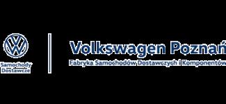 Logo firmy Volkswagen Poznań