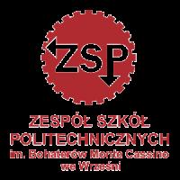 Logo Zespołu Szkól Politechnicznych we Wrześni