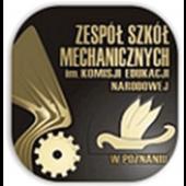 Logo Zespołu Szkół Mechanicznych im. Komisji Edukacji Narodowej w Poznaniu